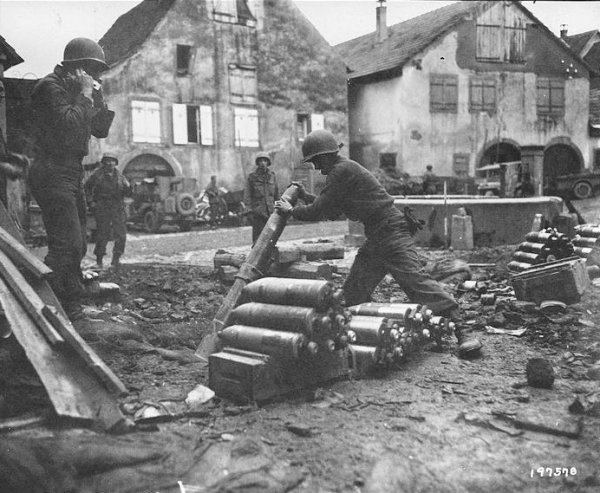 4,2 inch Mortar