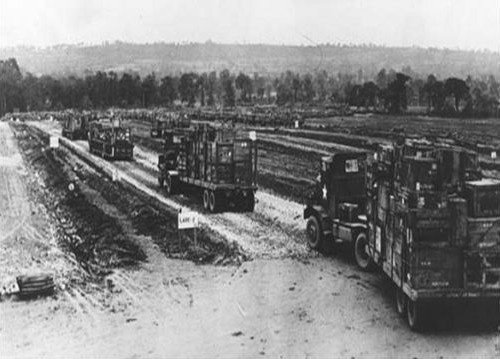 L'artillerie américaines ww2