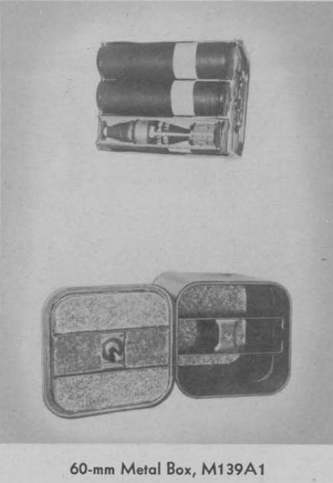 81mm Mortar 8 coup