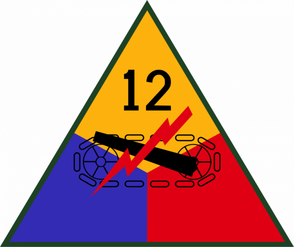12th U.S Armored Division