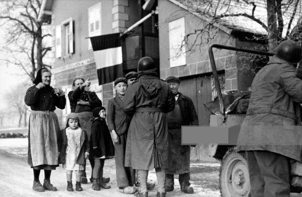Betschdorf 16 janvier 1945