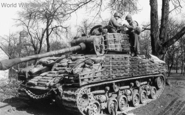 M4A3, 76 HVSS 14div Ohlungen