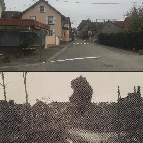 Pfaffenhoffen 1945