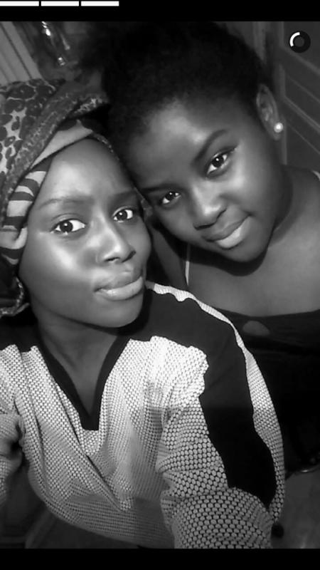 Ma grande soeur et moi ❤ 28/10/2015