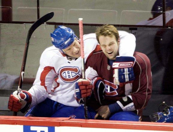 Canadiens , Blackhawks et Penguins.