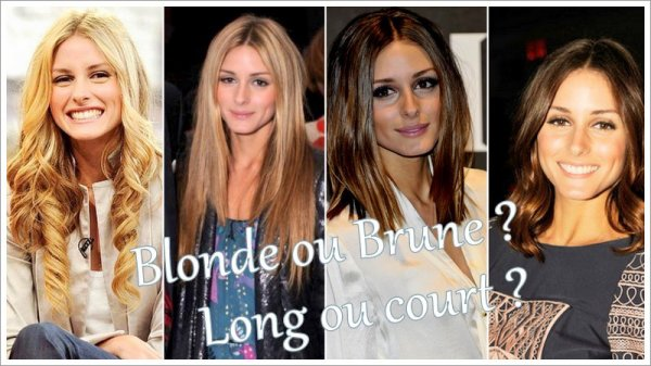 Comment preferez vous Olivia Palermo ?