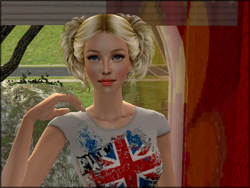 MISS SIMS TERRE 2013