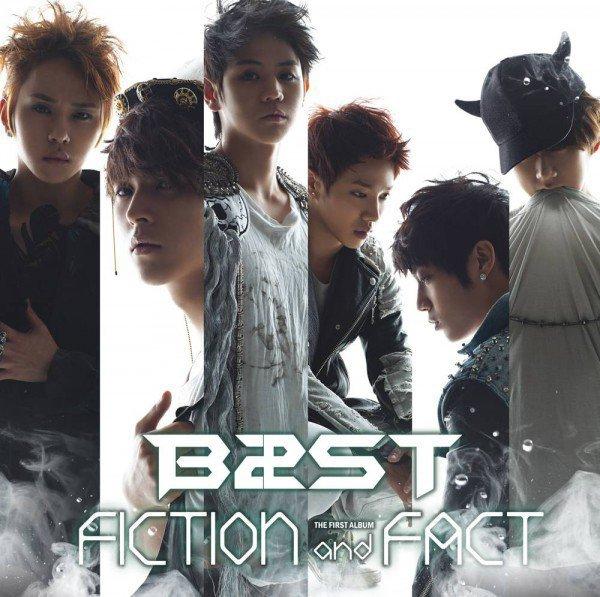 B2ST, nouvel albulm, Fiction & Fact