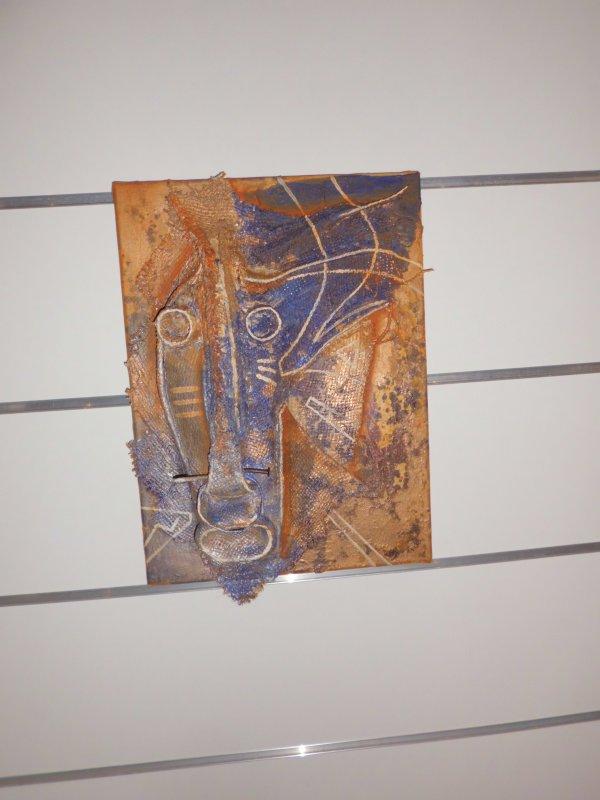 exposition à la galerie 2012 janvier 2014