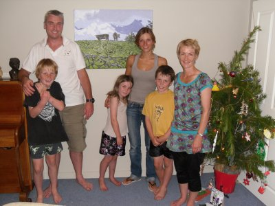 Christchurch and the Coleman's family