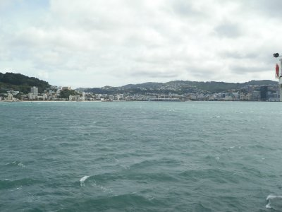 Bye bye South Island, hello North Island