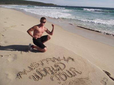 Retour en Australie...les merveilles de l'ouest