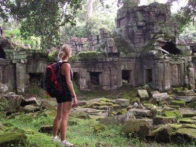 Et ça continue, Angkor et Angkor...