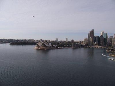 Marathon de Sydney : ça c'est fait !