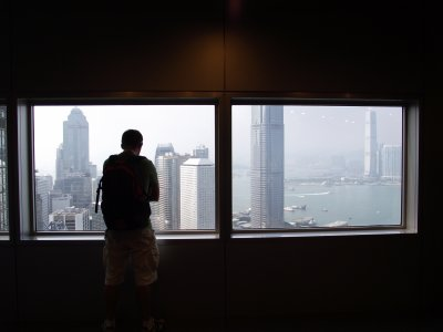 Dernière journée à Hong-Kong