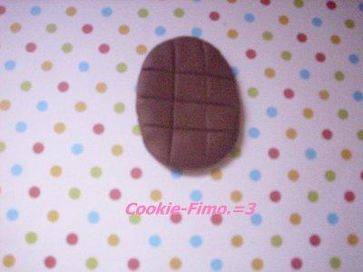 ๑ Tablette de chocolat
