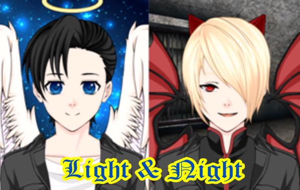 Présentation de la Fiction : Ligt & Night