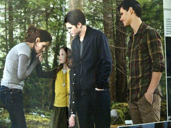 Nouvelles photos exclusives de Breaking Dawn Part 2 !