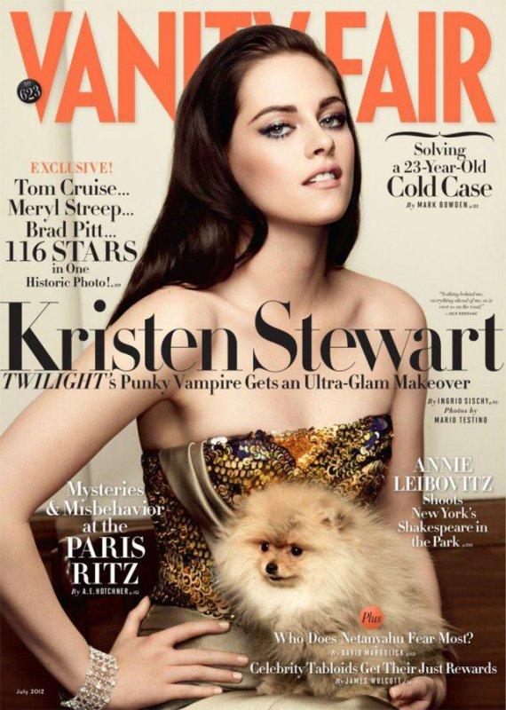 Vidéo Vanity Fair Kristen Stewart + sondage pour les fans :3