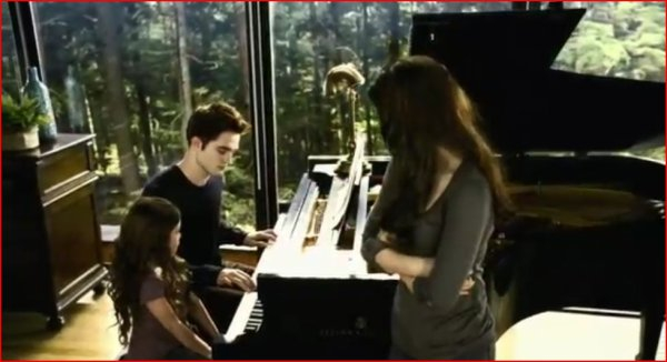 "Green Day "" The Forgotten"" - Soundtrack Breaking Dawn Part 2 :"