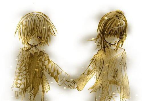Kanda x Allen