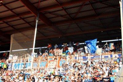 Valencienne - 3 - 2 - Olympique de Marseille
