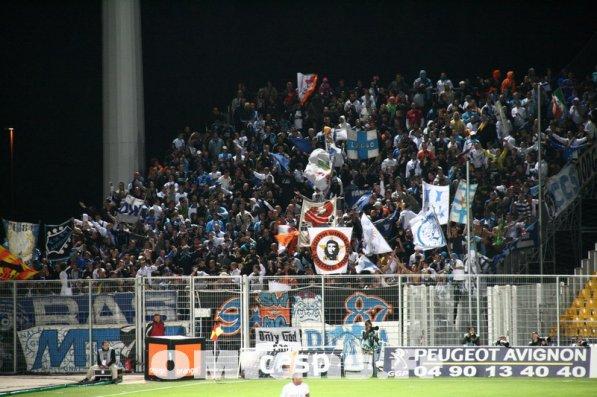 Arles Avignon - 0 - 3 - Olympique de Marseille