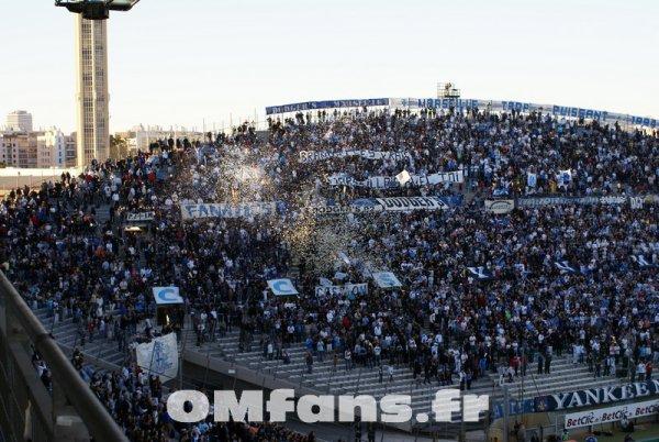 Olympique de Marseille - 2 - 1 - FC Sochaux Montbeliard