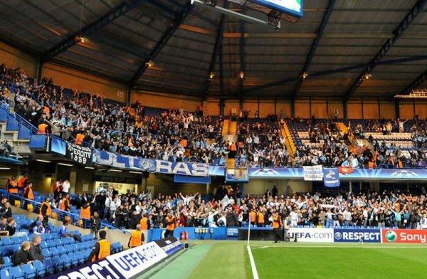 Chelsea - 2 - 0 - Olympique de Marseille