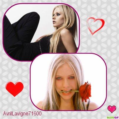 Avril Lavigne...