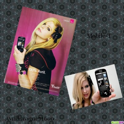 Mobile-T / Avril Lavigne