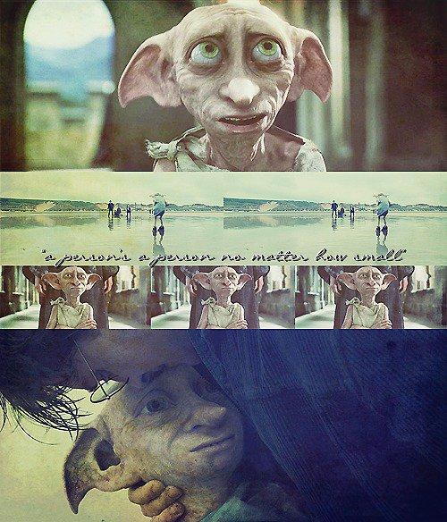 Mort de Dobby