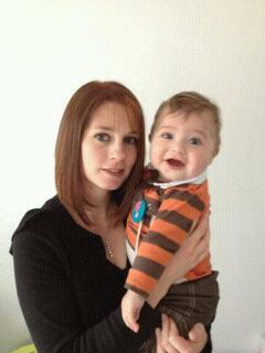 Ma soeur & mon neveu