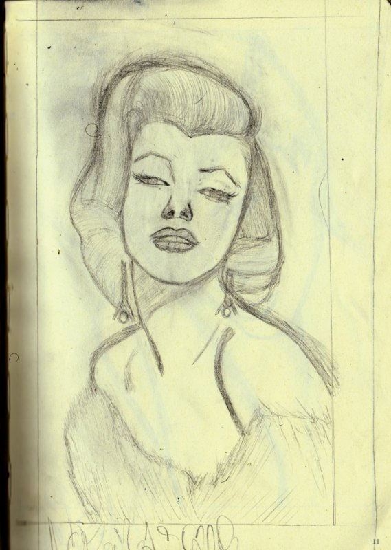 Project en cours : NORMA JEANE
