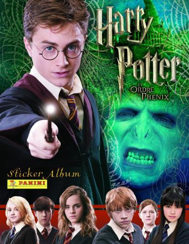 Album Harry Potter et l'ordre du phénix