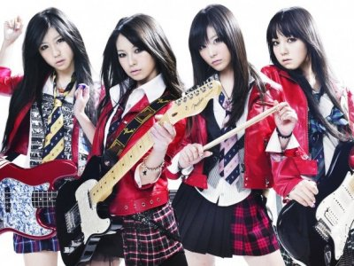 scandal le groupe japonai