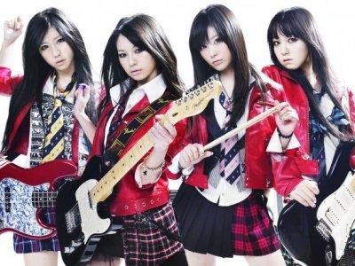 scandal le groupe japonai