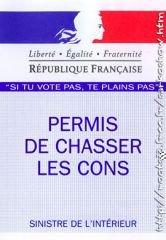 Mon nouveau permis