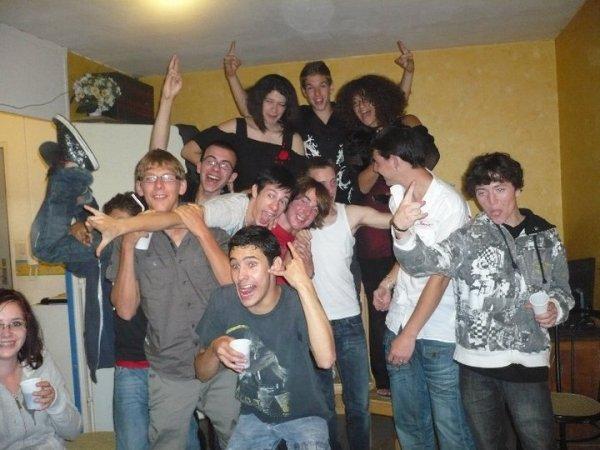 18 ans de Julien