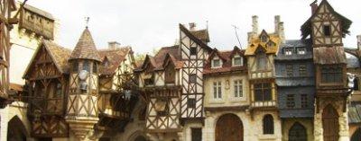 spectacles : Les artisans de la rue de Paris , Main basse sur la Joconde