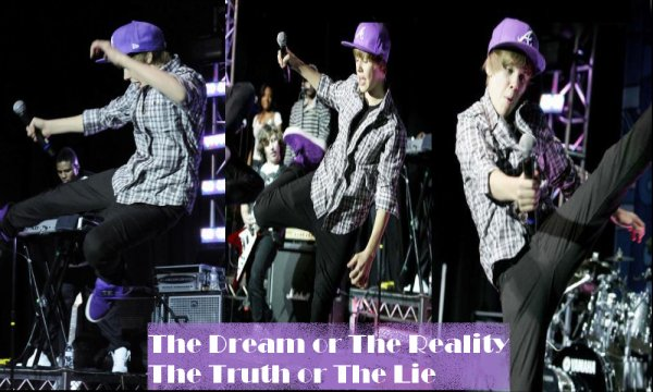Chapitre 1 - The dream or the reality / The truth or the lie