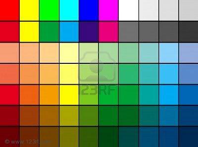 * les couleur *