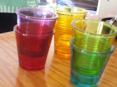 La vie en......de toutes les couleurs ! =)