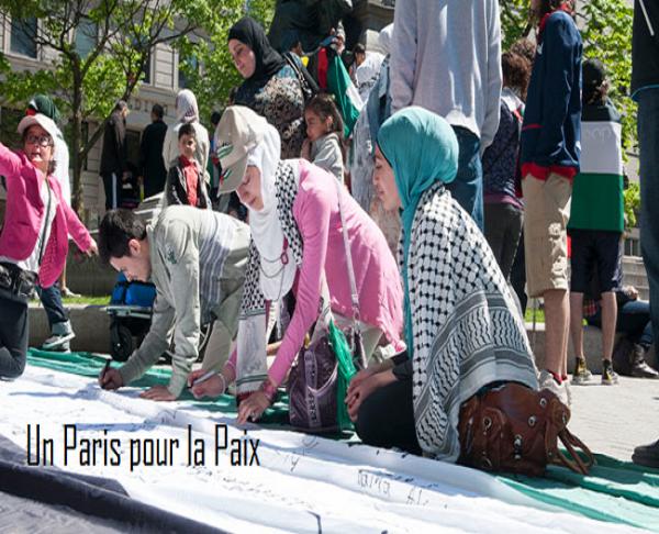 Un Paris pour la Paix #Gaza #Palestine #PrayforParis #peaceforeveryone ...
