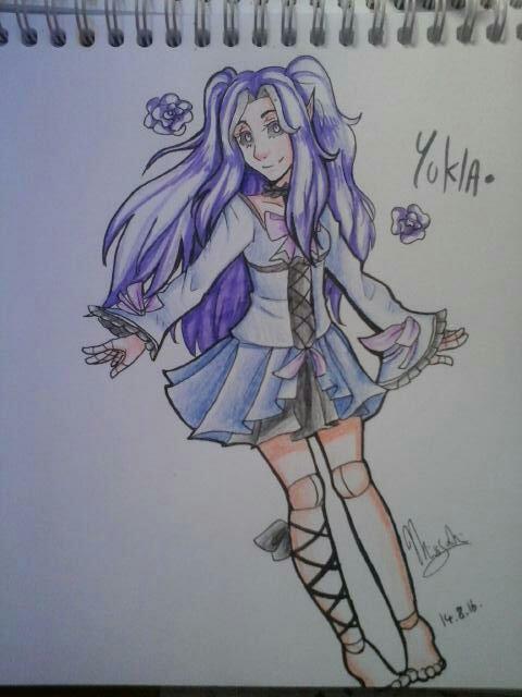 Changement pour Yukia
