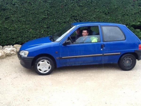 ma Peugeot 106