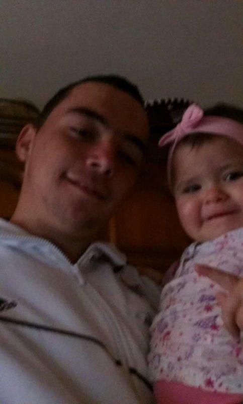 Petit cousine et moi