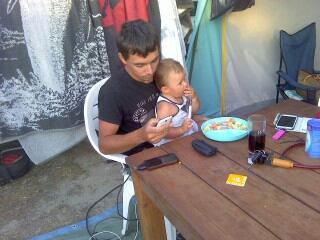 Ma petite cousine et moi