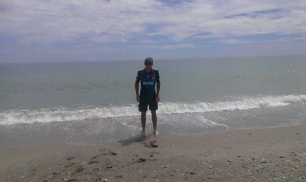 Moi a la mer