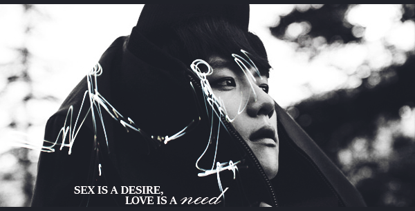Sex is a Desire, Love is a Need - Chap. 6